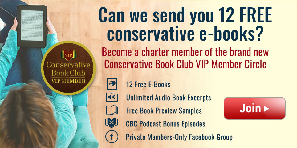 Conservative Book Club VIP Membership Signup