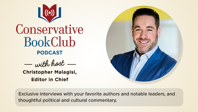Subscribe to The Conservative Book Club Podcast