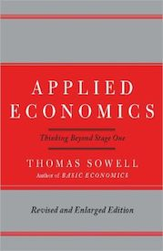 Applied Economics:Thinking Beyond Stage One