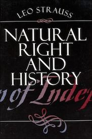 Natural Right & History