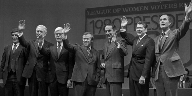 1980 GOP Presidential Debate