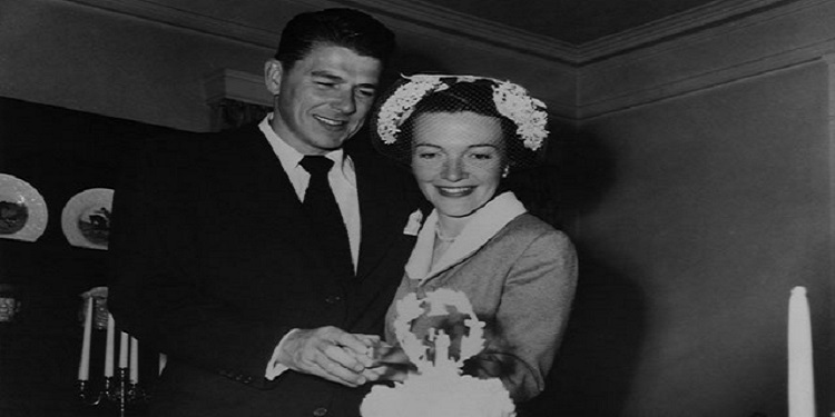 Ronald Reagan Married