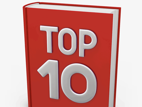 Top 10 Conservative Books 2015