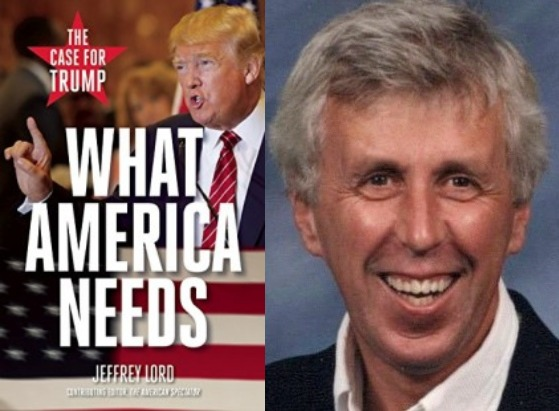 Jeffrey Lord Donald Trump