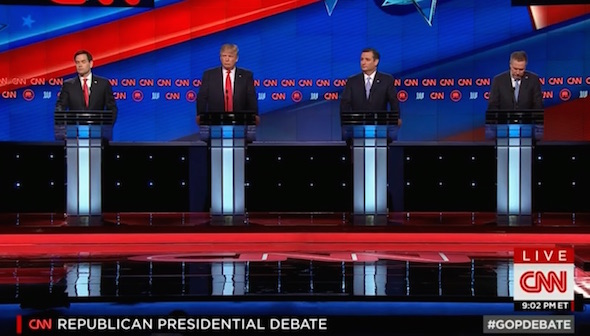 12th GOP Debate