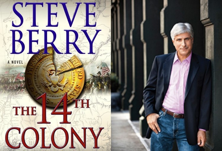 Steve Berry 14th Colony