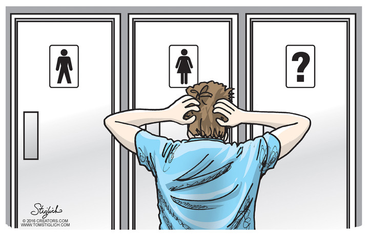 Do You Agree With The NC Bathroom Law?