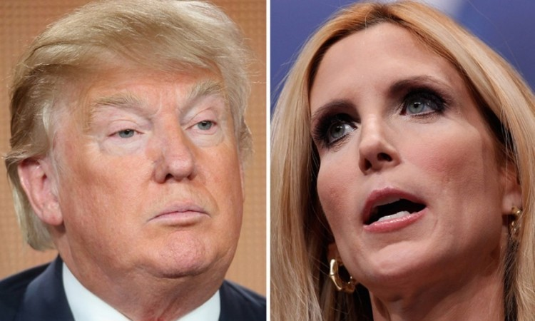 Donald Trump Ann Coulter