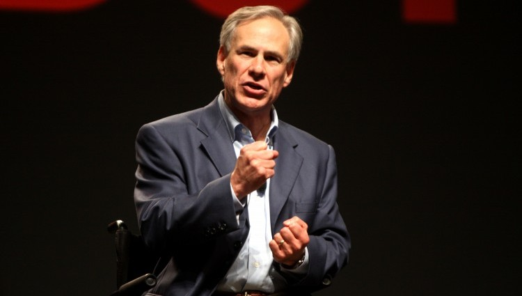Greg Abbott Broken But Unbowed