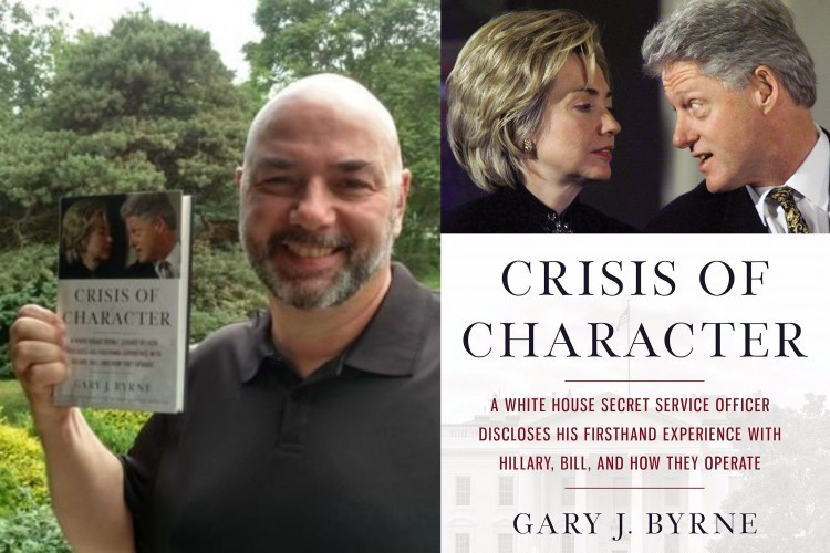 Gary Byrne Crisis of Character