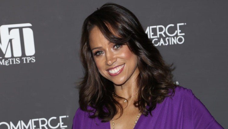 17 Jul 2015, USA --- Inaugural Wounded Warrior Amputee Softball Team Charity Gala at Commerce Hotel And Casino Pictured: Stacey Dash --- Image by © @gotpaptv/Splash News/Corbis
