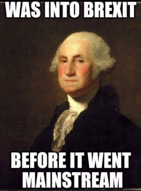 Washington Brexit Meme