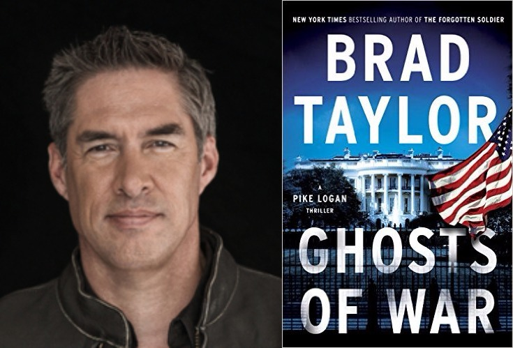 Brad Taylor Ghosts of War
