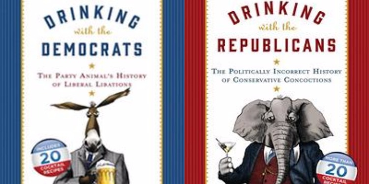 Drink With GOP Democrats Banner