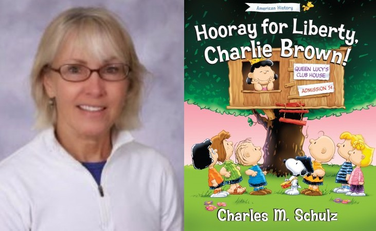 Tracy Stratford Hooray for Liberty Charlie Brown