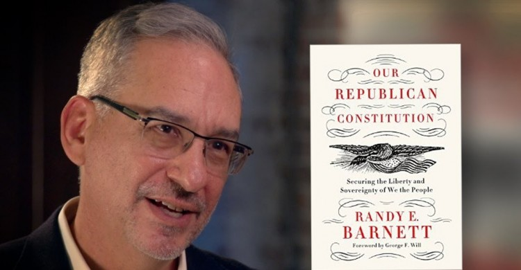 Barnett Our Republican Constitution