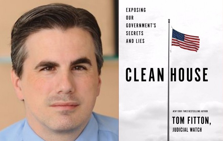 Tom Fitton Clean House