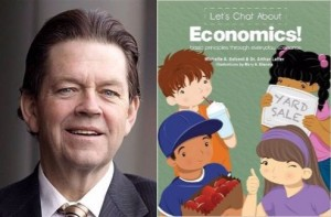 Art Laffer Let's Chat About Economics