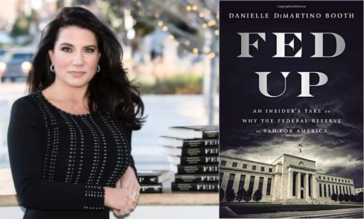 Danielle DiMartino Booth Fed Up