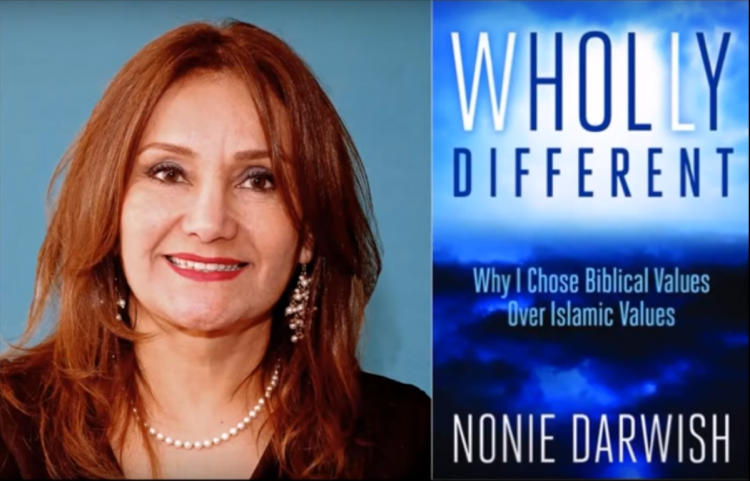 Nonie Darwish Wholly Different