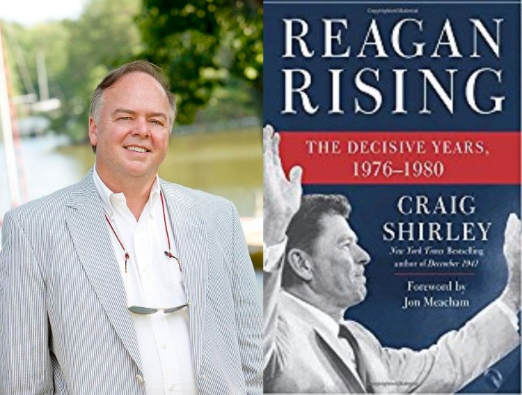 Image result for reagan rising