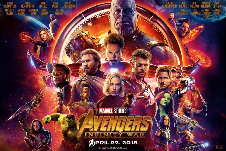 """movie review: """"avengers: infinity war"""" 