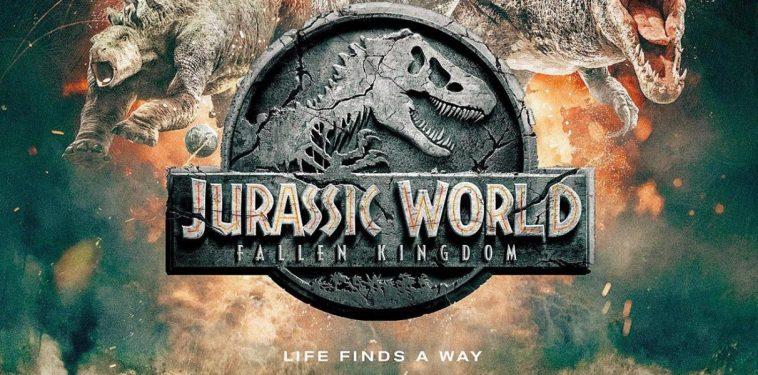 Move Review - Jurassic World: Fallen Kingdom